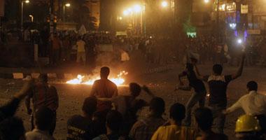اشتباكات التحرير
