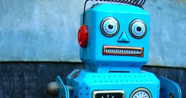 الروبوت AI-CD ?