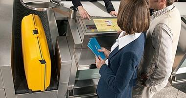 5 خطوات لوزن وتسجيل شنطتك فى المطار