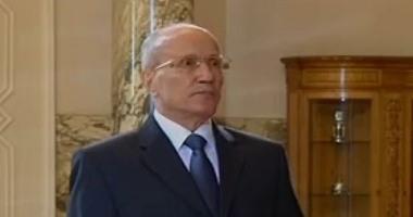 اللواء دكتور محمد العصار وزير الدولة للإنتاج الحربى