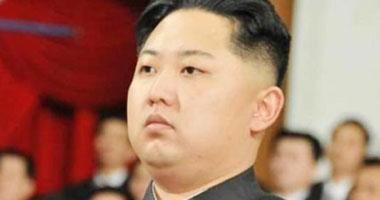 كيم جونج اون زعيم كوريا الشمالية
