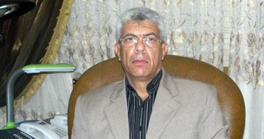 اللواء سميح أحمد بشادى مدير أمن شمال سيناء
