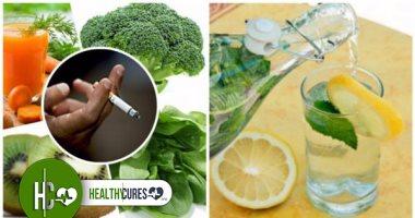 مفاجأة للمدخنين.. 5 طرق تخلص جسمك من النيكوتين