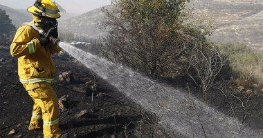فشل جهود الطائرات فى إخماد حرائق إسرائيل.. والنيران تصل مناطق فلسطينية
