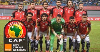 بعثة الفراعنة تعود للقاهرة صباح اليوم بعد المشاركة فى أمم الجابون