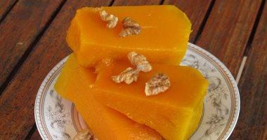 طريقة عمل قرع العسل الحلو اليوم السابع