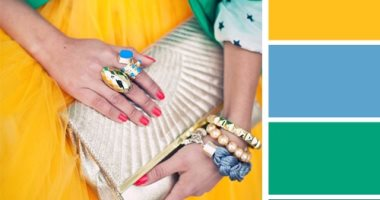 ألبس إيه مع إيه15 فكرة مبتكرة لتنسيق ألوان ملابسك اليوم
