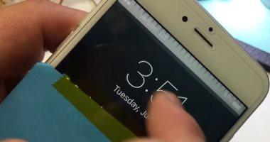 لو معاك آيفون 6 بلس اعرف يعنى إيه Ic Touch اليوم السابع