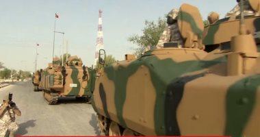 قطريون يستنكرون وضع القوات التركية حواجز أمنية لتفتيشهم فى الدوحة