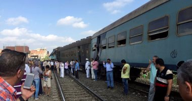 نيابة الإسكندرية تحبس سائق قطار بورسعيد ومساعده 4 أيام وتستدعى 10 آخرين