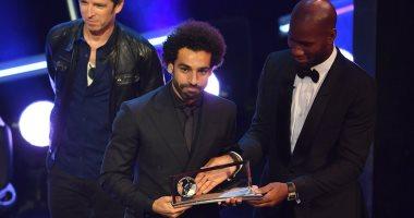 رسميا محمد صلاح ثالث أفضل لاعب فى العالم 2018 اليوم السابع