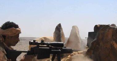 20181013064307437 - فيديو.. الجيش اليمنى مدعوما بالتحالف يحرر سلاسل جبلية جديدة فى كتاف بصعدة