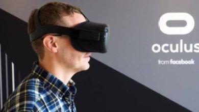 فيس بوك Facebook تستعد لمعرفة عن نظارة الواقع الافتراضى Oculus Quest