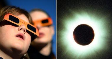 الكسوف الكلى للشمس 2019 كيف ومتى ترى القمر يحجب الشمس اليوم
