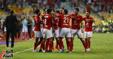 مباراة الأهلى والزمالك ملخص الشوط الأول فى السوبر اليوم السابع