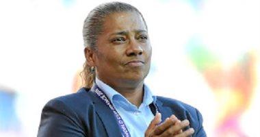 الجنوب أفريقية ديزيريه إليس تقترب من مهمة تطوير الكرة النسائية بمصر