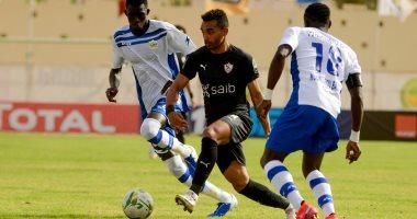 الزمالك يبحث عن التفوق على الفرق السنغالية بعد 5 مواجهات.. قبل مواجهة تونجيث
