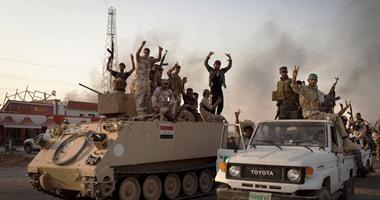 القوات الخاصة العراقية تعلن استعادة الأحياء الأخيرة فى الموصل من داعش