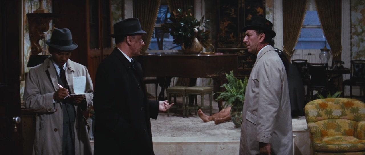 Resultado de imagen de el detective 1968