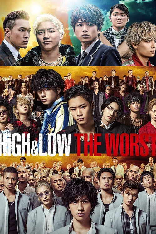 Nonton Film High & Low: The Worst (2019) Sub Indo | CGVINDO