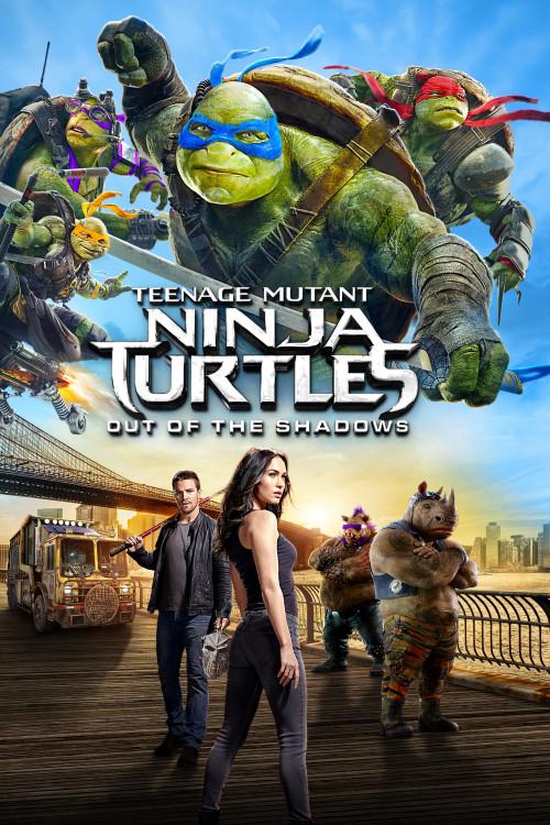 Teenage Mutant Ninja Turtles 2 Sub Indo : teenage, mutant, ninja, turtles, Teenage, Mutant, Ninja, Turtles:, Shadows, Subtitles
