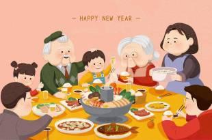 春節也要吃得好!專家提醒,過年期間飲食記牢這幾件事!-台灣養生網
