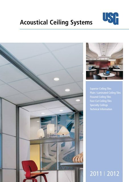 acoustical ceiling systems 2011 2012