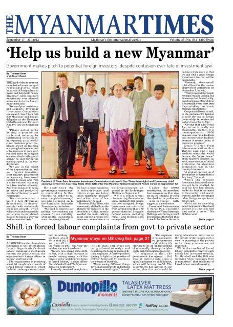Help Us Build A New Myanmar Online Burma Library