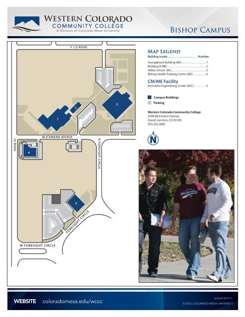 Mesa College Map : college, FORESIGHT