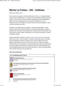 Ausbildungs-Lehrgang Typberatung - Farb- & Stil - Damen ...