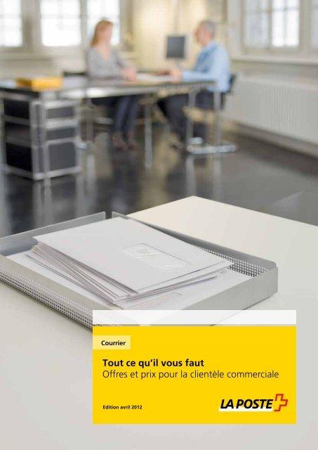 Tarif Lettre Pour La Suisse : tarif, lettre, suisse, Brochure, «Lettres, Suisse, Schweizerische
