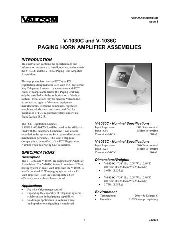 v 1030c and the v 1036c paging horn amplifier valcom?resize\=357%2C462 bogen paging system wiring diagram the best wiring diagram 2017 bogen paging system wiring diagram at bayanpartner.co