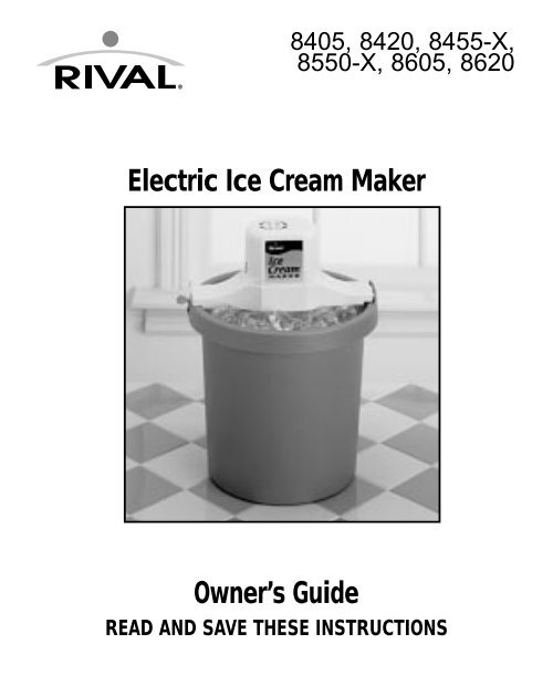 Electric Ice Cream Maker Pickyourown Org
