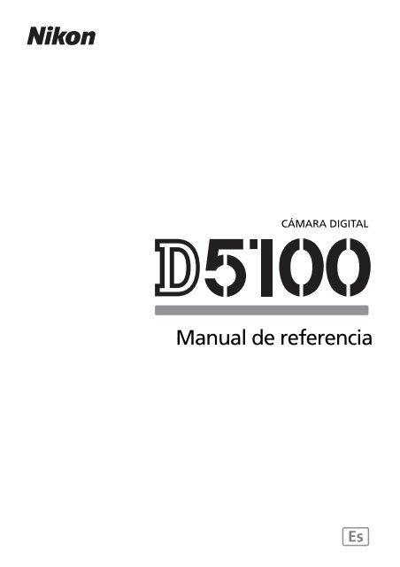 Manual Nikon D5100