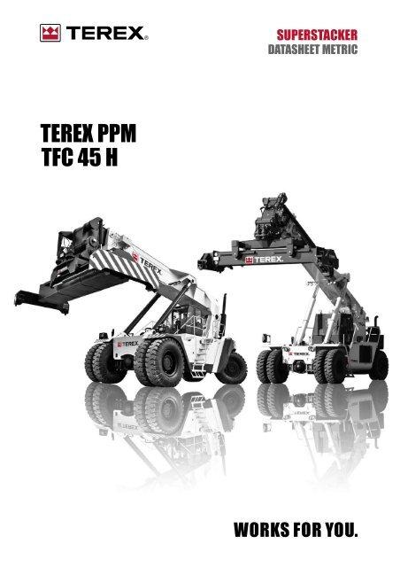 TEREX PPM TFC 45 H