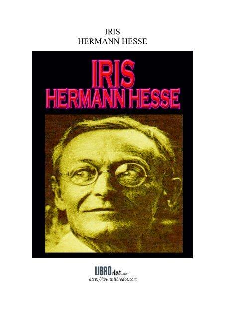 Resultado de imagen para hermann hesse iris