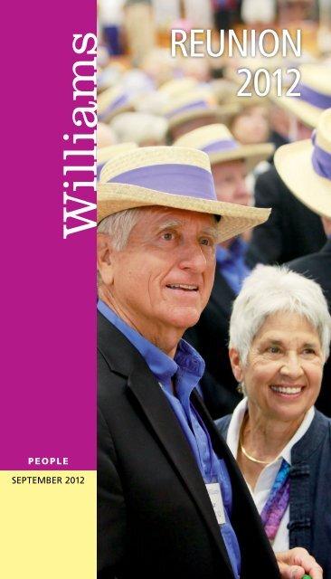 september 2012 alumni news williams