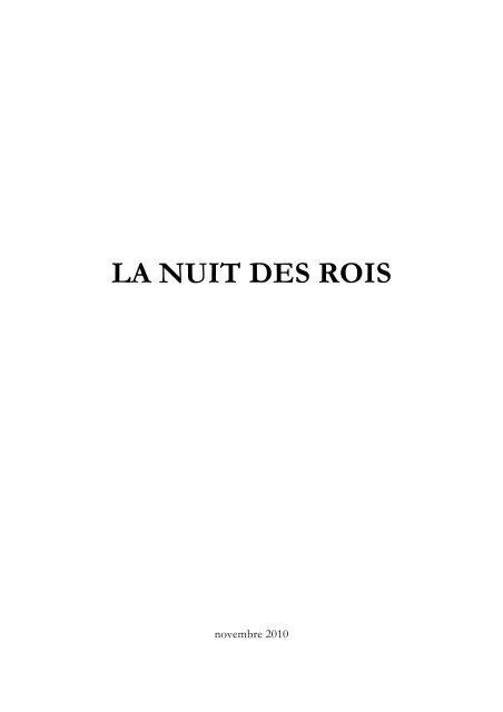 La Nuit Des Rois Pdf : Novembre, 2010_v2.pdf