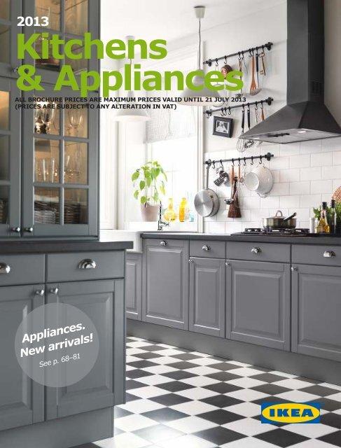 ikea kitchens appliances 2013