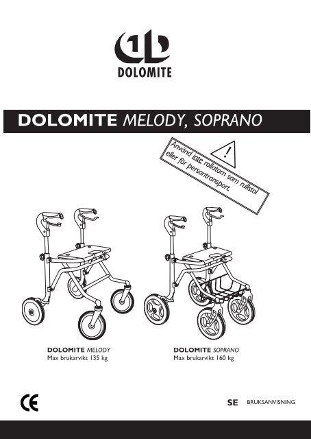 2 Dolomite melody