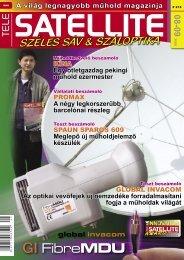 tele satellite international magazine