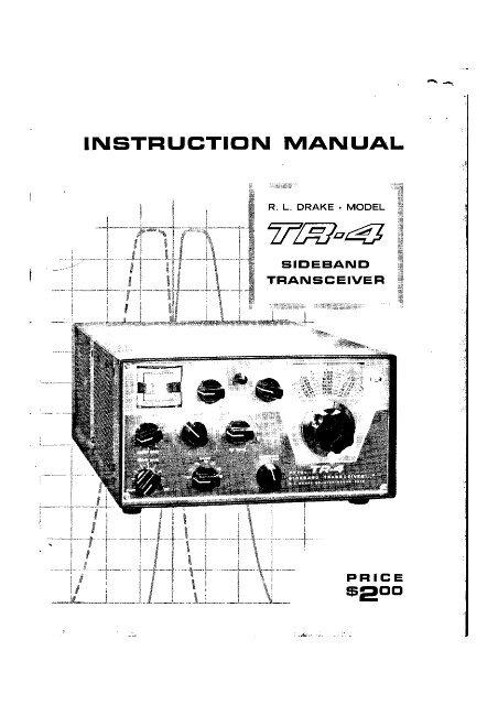 Drake_TR4 HF Tranciever_Service Manual.pdf