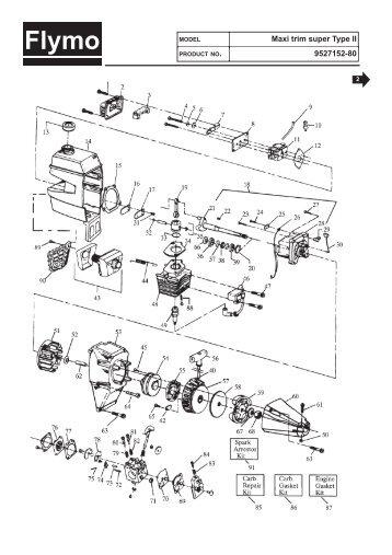 IPL, Flymo, HTL480, 952715306, 1997-06, Hedge Trimmer