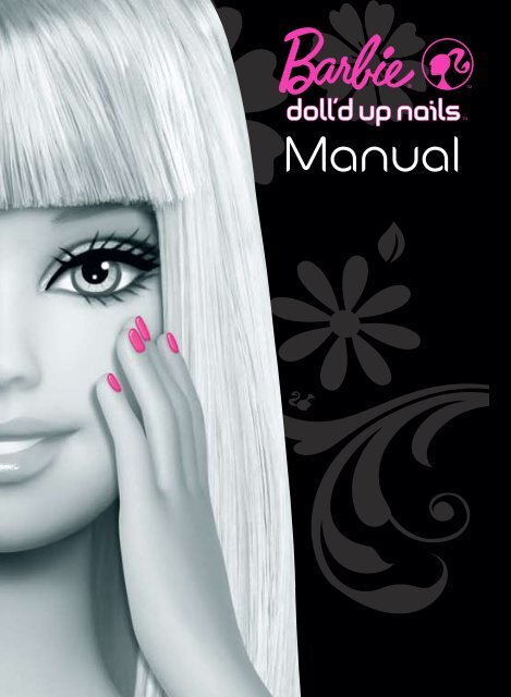 Barbie Nail Printer : barbie, printer, N6891, Barbie®, Doll'd, Nails™, Digital, Printer, Mattel