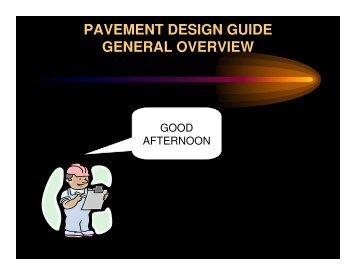 ROADSIDE DESIGN GUIDE, 4th Edition 2011