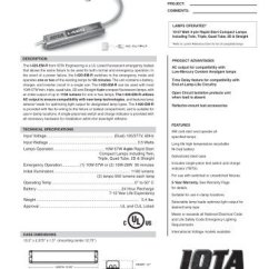 Iota I320 Emergency Ballast Wiring Diagram Loncin 110cc Atv Besides I 162 Parallel Operation Installation Manual