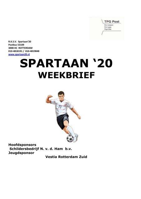 Spartaan'20 E6 Leider D