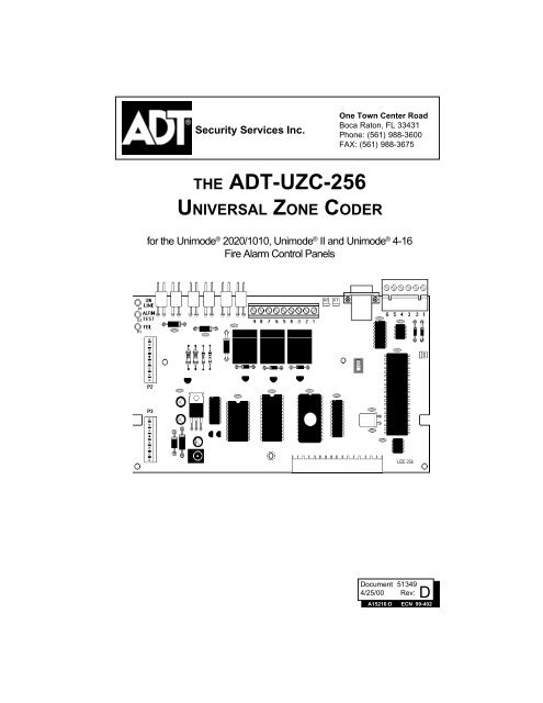File: Adt Fire Alarm Wiring Diagram