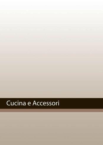 Catalogo Accessori Cucine Scavolini  Kitchensit