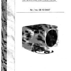 Refrigeration Startrelais Electric Trailer Jack Wiring Diagram X1 L1 X
